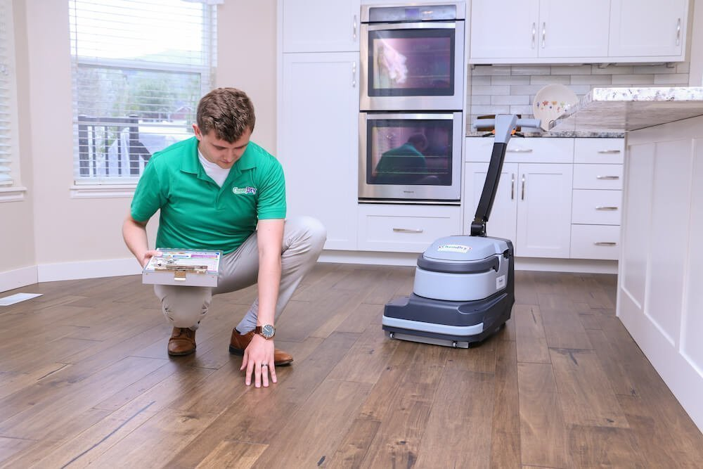 Wood Floor Cleaning Springfield, MO
