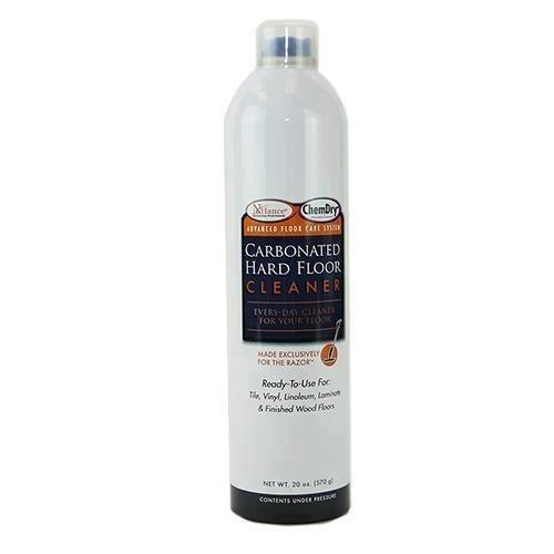 Carbonated Hard Floor Cleaner