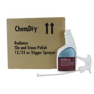 Radiance for stone polish