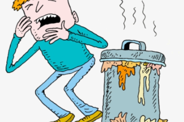 How to Clean a Kitchen Garbage Can — Plus Prevent It From Smelling